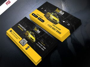 p444 300x225 - لایه باز کارت ویزیت آژانس تاکسی و حمل و نقل پیک موتوری
