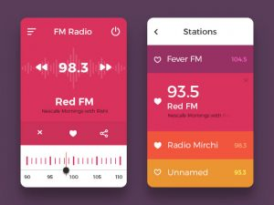 p464 300x225 - لایه باز اپلیکیشن طراحی UI رادیویی نرم افزار اندورید و ios جهت استفاده اپلیکیشن رادیو