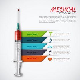 p535 280x280 - لایه باز اینفوگرافی سلامت تندرسی دارو بیمارستانی با ظاهر یک آمپول طبقه بندی شده بسیار کاربردی