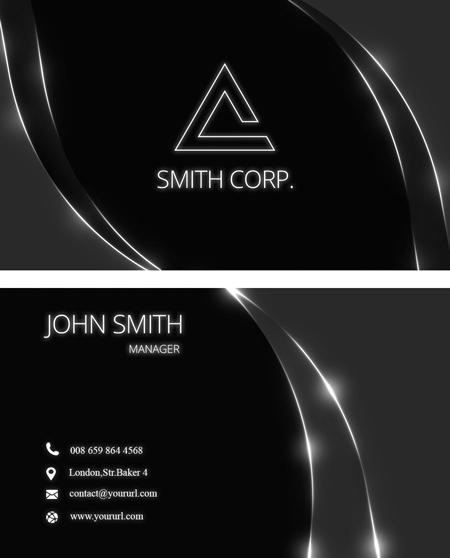 m247 1 - لایه باز کارت ویزیت / تجاری / کسب و کار / مدرن / معرفی شرکت
