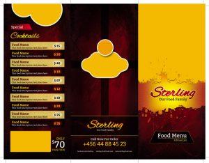 m256 300x234 - دانلود لایه باز کاتالوگ یا پوستر منوی رستوران،کافه،اغذیه فروشی،کافی شاپ