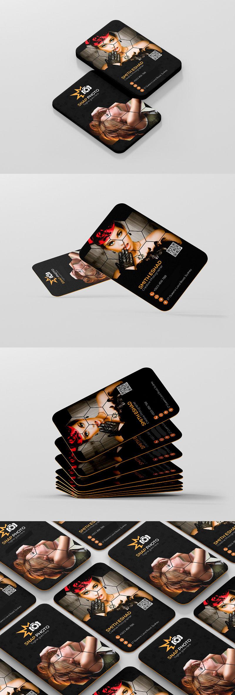p700 - لایه باز کارت ویزیت عکاسی و زیبایی آتلیه عروسی