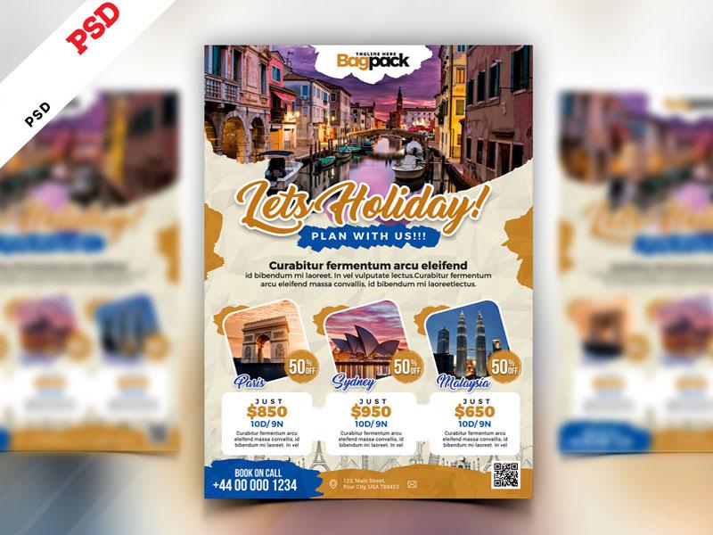 p701 - تراکت تورهای گردشگری با قیمت و تخفیف های مناسب ویژه آژانس های مسافرتی