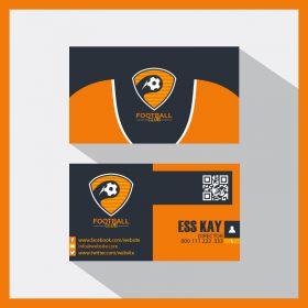 p704 280x280 - کارت ویزیت فوتبالی لایه باز با فرمت eps یا وکتور ویژه باشگاه فوتبال یا بسکتبال و ...