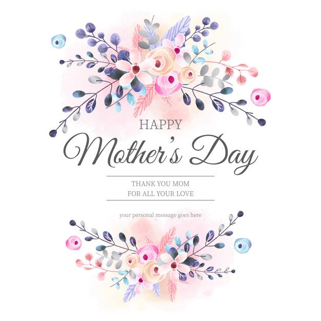 h21s - دانلود لایه باز کارت تبریک روز مادر