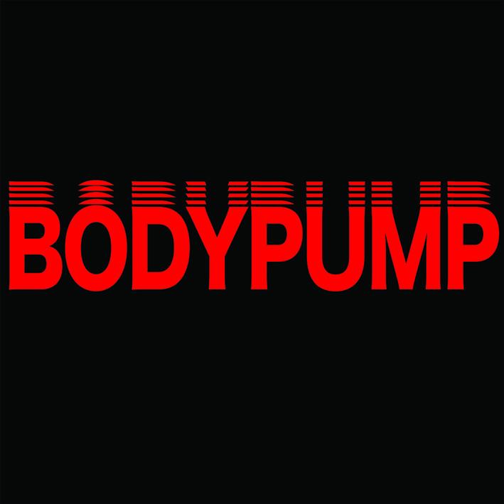 BODYPUMP 60px - طرح تیشرت بدنسازی