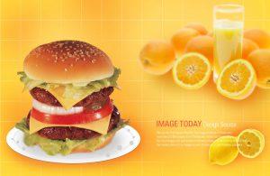 p57 300x195 - لایه باز کاتالوگ فست فود ساندویچ همبرگر