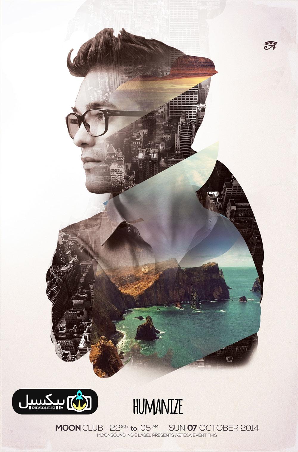 picsale poster 03 - شناخت ماهیت گرافیک پوستر و کاربرد آن