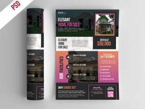p421 300x225 - لایه باز تراکت فروش منزل اطلاعیه اجاره، رهن و فروش
