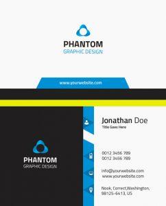 m46 242x300 - لایه باز کارت ویزیت / تجاری / کسب و کار / مدرن / معرفی شرکت