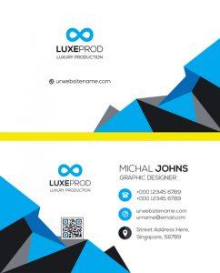m65 242x300 - لایه باز کارت ویزیت / تجاری / کسب و کار / مدرن / معرفی شرکت