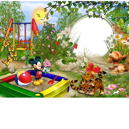m236 - دانلود لایه باز فریم های کارتونی و انیمیشینی برای طراحی تراکت و پوستر مهدکودک و پیش دبستانی و کودکان
