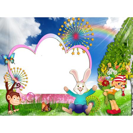 m239 - دانلود لایه باز فریم های کارتونی و انیمیشینی برای طراحی تراکت و پوستر مهدکودک و پیش دبستانی و کودکان