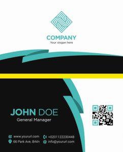 m246 242x300 - لایه باز کارت ویزیت / تجاری / کسب و کار / مدرن / معرفی شرکت