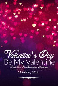 m287 204x300 - دانلود لایه باز تراکت یا پوستر ولینتاین و عشق و دوستی