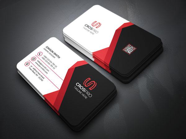 m306 - لایه باز کارت ویزیت / تجاری / کسب و کار / مدرن / معرفی شرکت