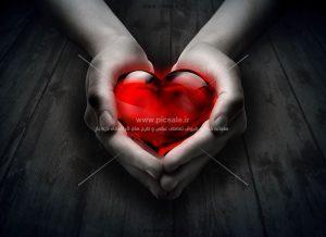 0010145 300x218 - قلب قرمز عاشقانه