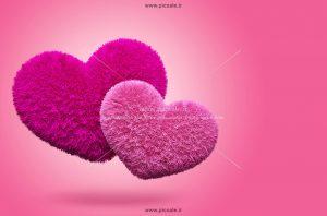 001037 300x198 - قلب مخملی عاشقانه