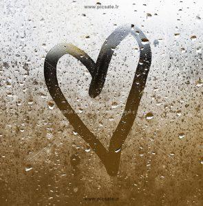 001052 295x300 - قلب روی شیشه عاشقانه