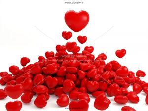 00874 300x225 - قلب های قرمز عاشقانه