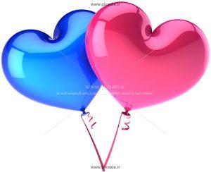 00913 300x244 - بادکنک قلبی عاشقانه