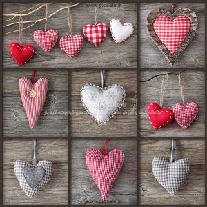 00951 300x300 - قلب پارچه ای عاشقانه