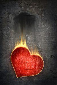 00968 200x300 - قلب قرمز عاشقانه