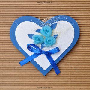 00987 300x300 - قلب آبی عاشقانه