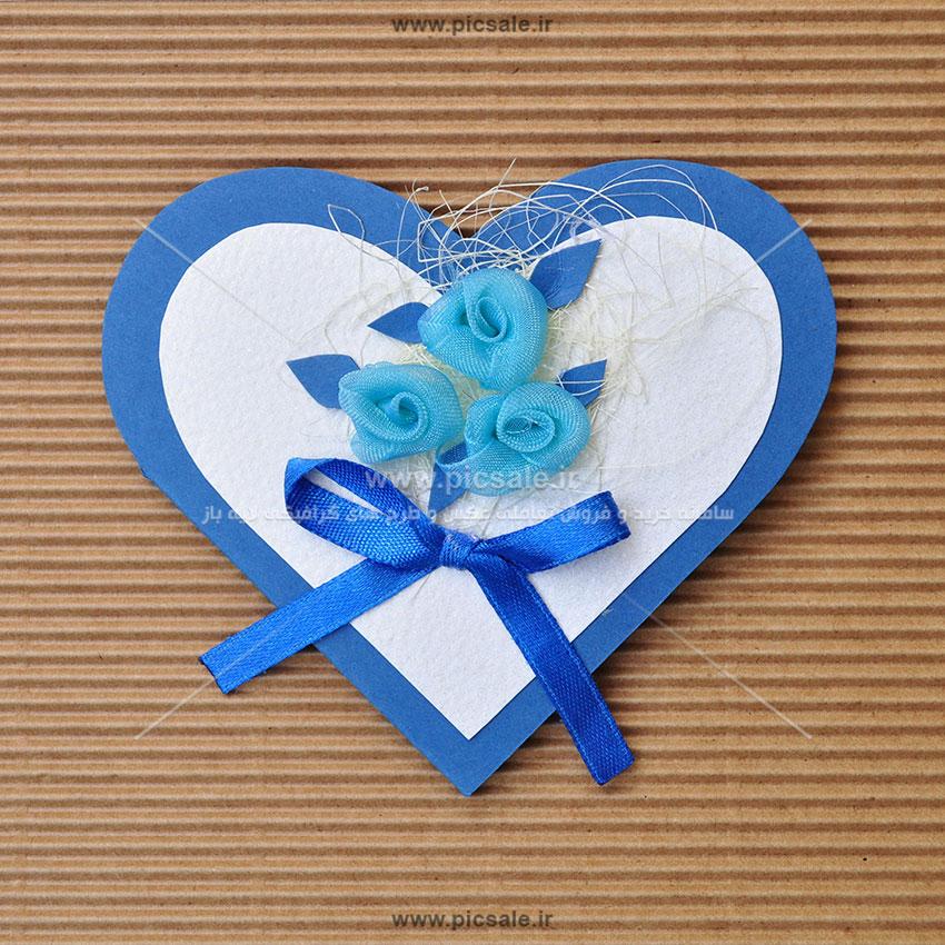 00987 - قلب آبی عاشقانه