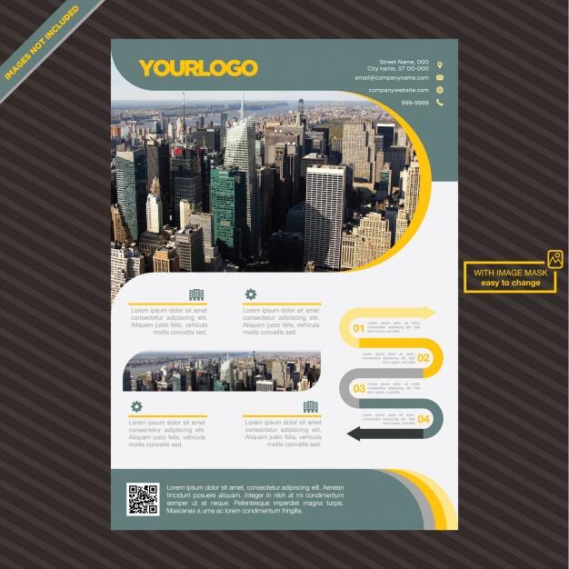 0749s - دانلود لایه باز بروشور و کاتالوگ تجاری / ساختمان
