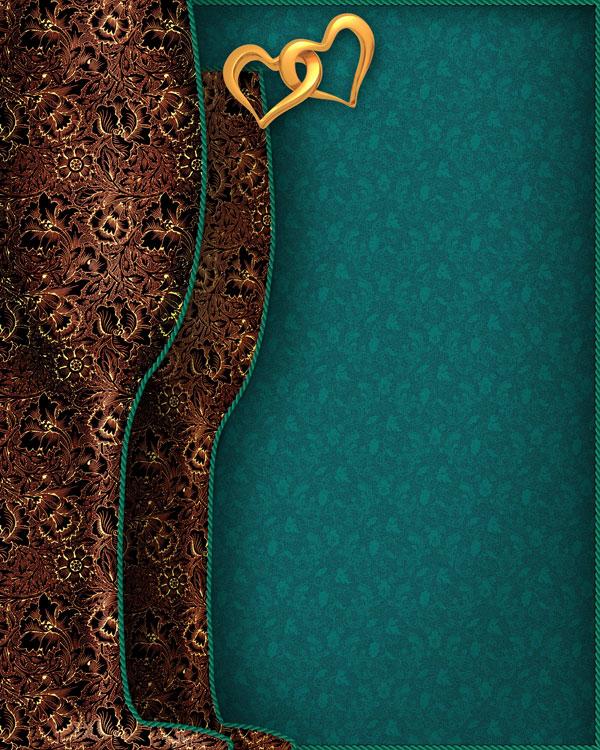 p62 - لایه باز جلد آلبوم عقد و عروسی ترمه