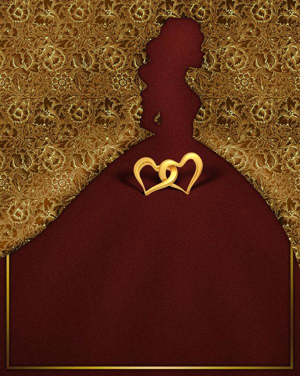 p63 - لایه باز جلد آلبوم عقد و عروس زیبا