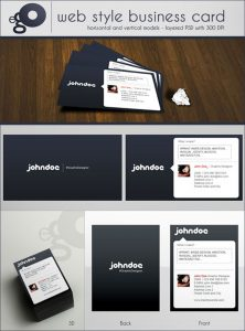 p88 222x300 - لایه باز کارت ویزیت زیبا شخصی مدرن وب استایل