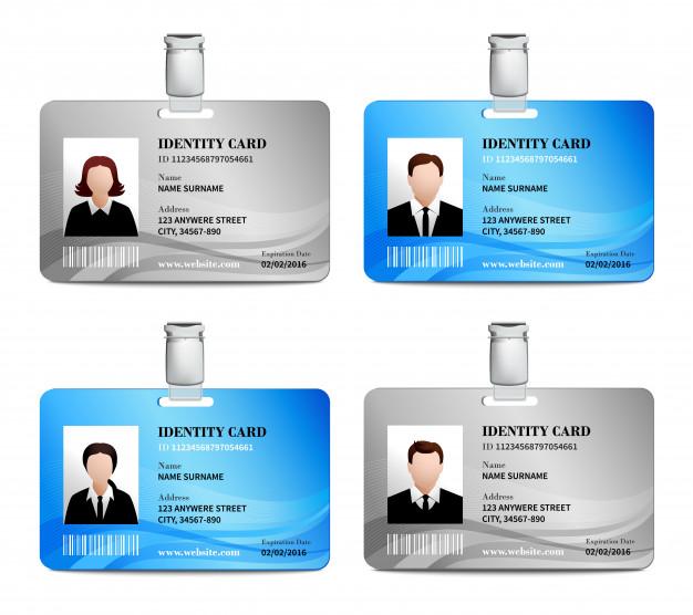 01036s - دانلود لایه باز کارت شناسایی یا پرسنلی