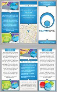p211 187x300 - لایه باز بروشور کاتالوگ سه لت تجاری آبی رنگ