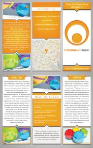 p225 189x300 - لایه باز بروشور کاتالوگ سه لت تجاری با رنگ نارنجی