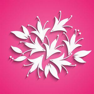 01200s 300x300 - لایه باز وکتور گلهای بهاری زیبا