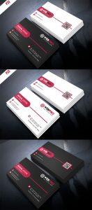 p344 132x300 - لایه باز کارت ویزیت تجاری رسمی اداری