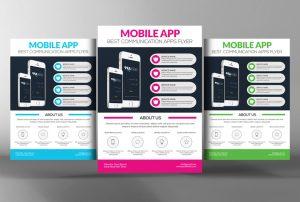 m107 300x202 - دانلود لایه باز تراکت یا پوستر موبایل و اپلیکیشن