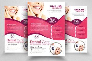 m113 300x200 - دانلود لایه باز تراکت یا پوستر دندانپزشکی و مراقبت دندان