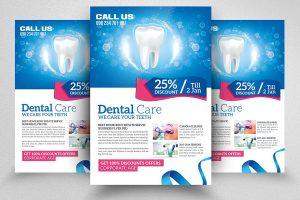 m115 300x200 - دانلود لایه باز تراکت یا پوستر دندانپزشکی و مراقبت دندان