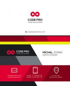 m54 242x300 - لایه باز کارت ویزیت / تجاری / کسب و کار / مدرن / معرفی شرکت