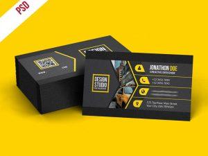 p489 300x225 - لایه باز کارت ویزیت بسیار شیک و مدرن خلاقانه ویژه استدیو های طراحی دیجیتال و خدمات شهری و تاکسیرانی