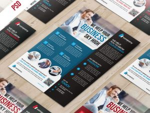 p507 300x225 - تراکت لایه باز شرکتی و تراکت معرفی خدمات تبلیغاتی مجموعه های تجاری و اقتصادی