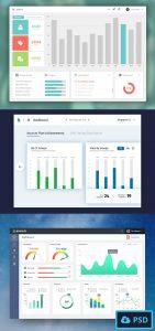 p577 141x300 - لایه باز 3 طرح داشبورد عالی وب سایت و اپلیکیشن با گرافیک صفحه مدیریت وب اپلیکیشن ها
