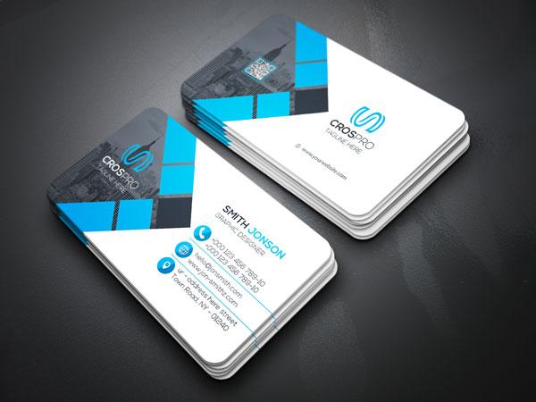 m299 - لایه باز کارت ویزیت / تجاری / کسب و کار / مدرن / معرفی شرکت