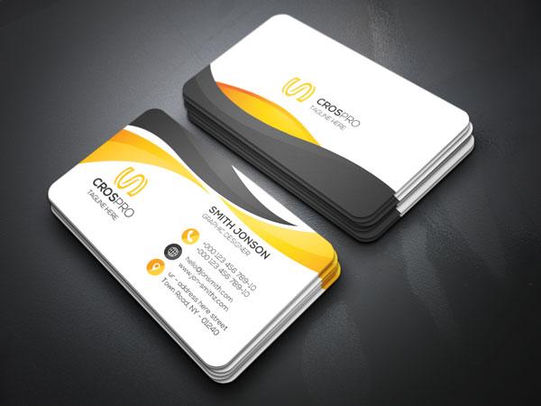 m302 - لایه باز کارت ویزیت / تجاری / کسب و کار / مدرن / معرفی شرکت